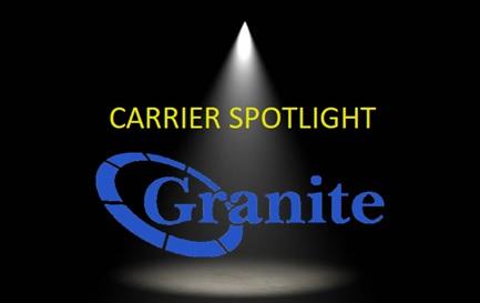 Carrier Spotlight - Granite Telecommunications