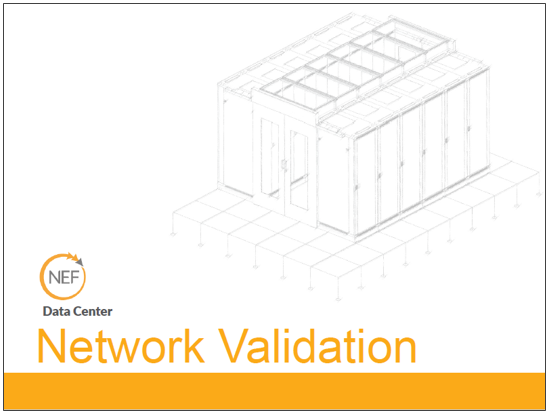 Data Center Validation Report Download Image