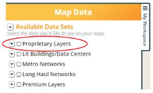 Proprietary Data Image